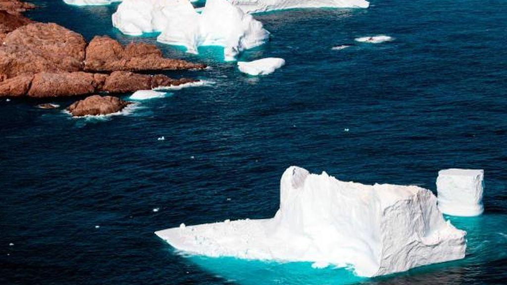 """La Antártida registró en enero su primera ola de calor con """"temperaturas récord"""""""