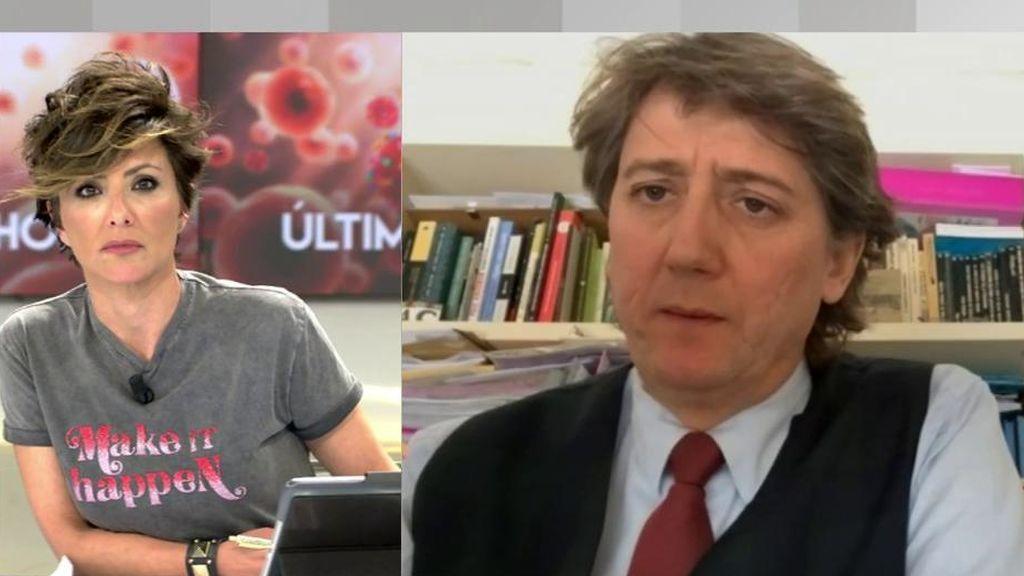 """La llamada de auxilio de Carlos Martínez, alcalde de Soria: """"No tenemos UCIS"""""""