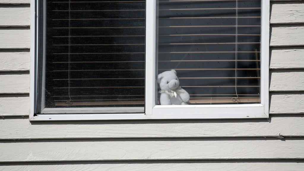 Un oso en tu ventana... el movimiento para levantar el ánimo de los niños en la cuarentena