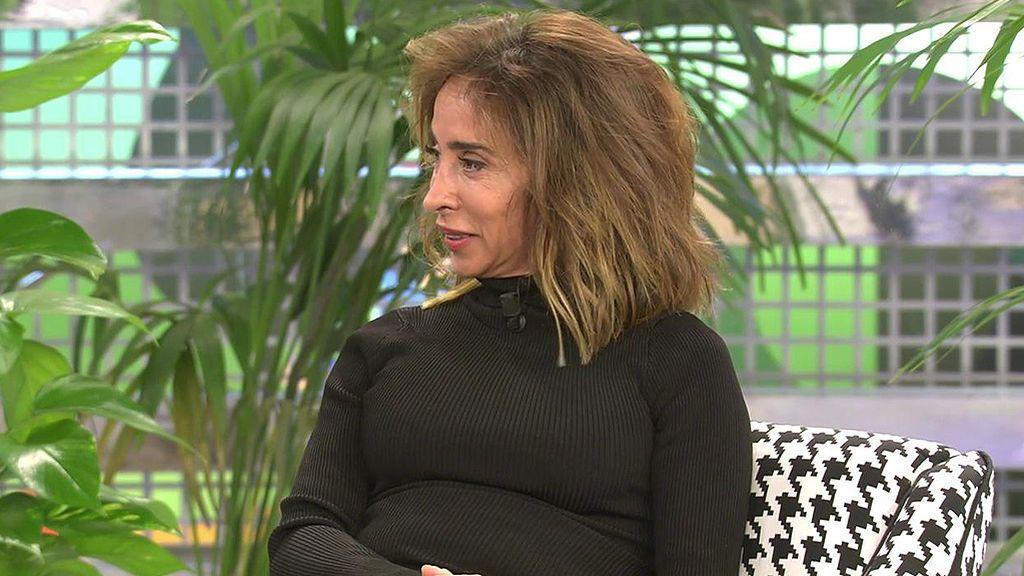 """María Patiño cree que Alejandra Rubio es """"bastante incoherente"""": """"Está metiendo mucho la pata"""""""