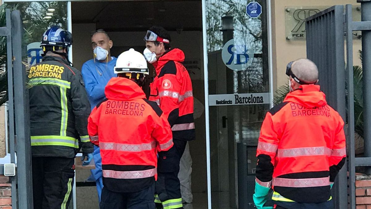 Ya son 31 ancianos muertos en la residencia de Sant Andreu de Barcelona