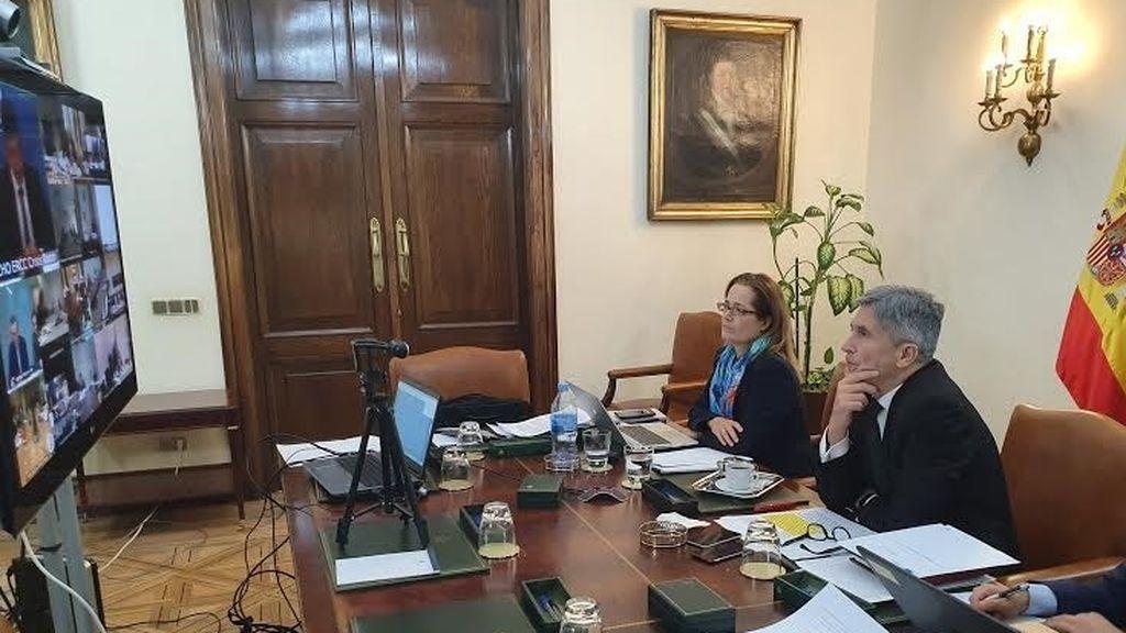 """Marlaska y Extremadura responden a Monago que hay """"transparencia"""" en los datos de fallecimientos por Covid-19"""