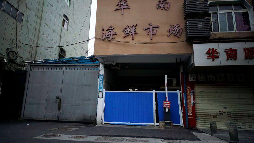 El mercado del horror... Wuhan