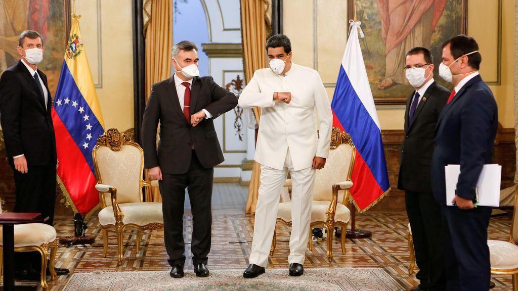 Maduro se atrinchera y rechaza la oferta de EEUU para Venezuela