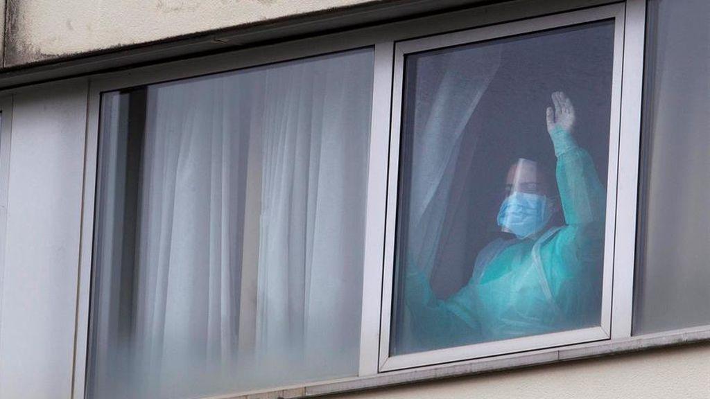 Tres de las trabajadoras confinadas en la residencia leonesa de El Roble dan positivo por coronavirus