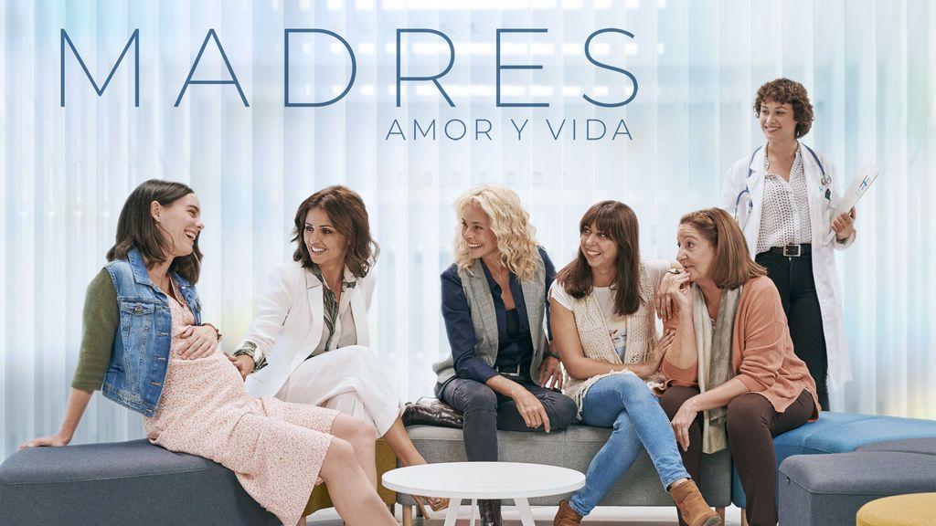 La serie 'Madres. Amor y vida', seleccionada en el Fresh TV de Ficción de MIPTV 2020