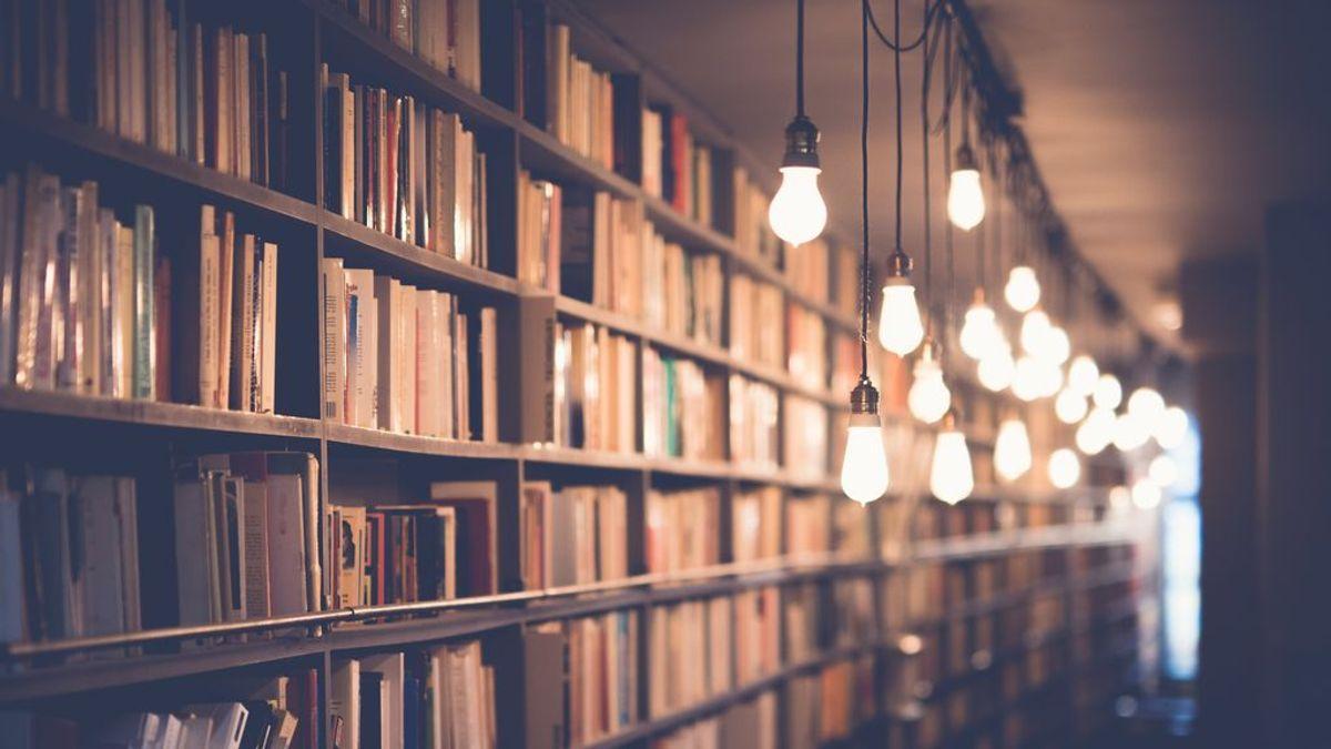 Gabilondo, Risto o Ana Belén: lo que dice de nosotros los vídeos con la librería de casa de fondo