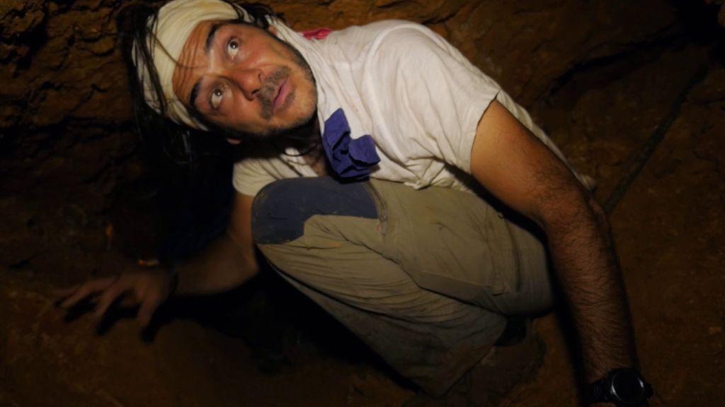 """José Antonio se atreve a meterse en una mina para extraer oro: """"Me estoy agobiando"""""""