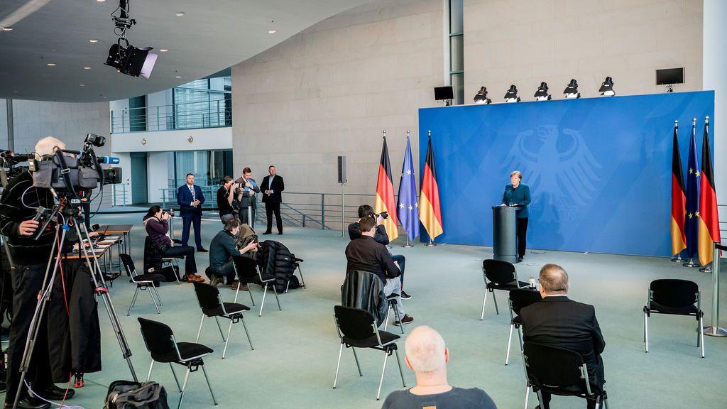 Alemania no se confina y ya debate relajar las medidas de distanciamiento social
