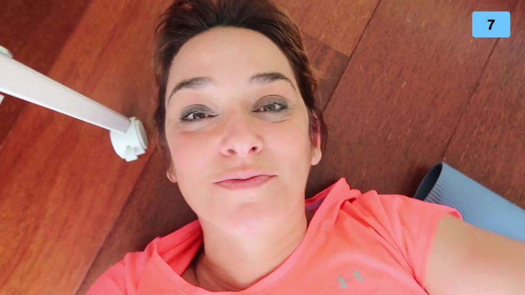 Toñi se desahoga con Pastora Soler sobre el confinamiento en casa (2/2)