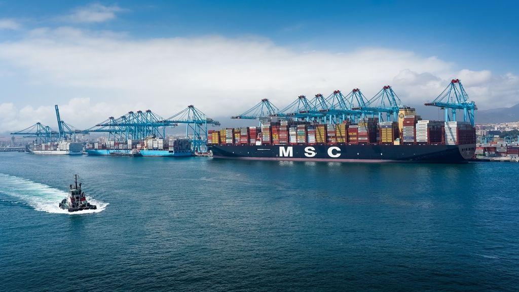 Los estibadores paran el puerto de Algeciras: el turno de las dos de la madrugada sin manos de estiba