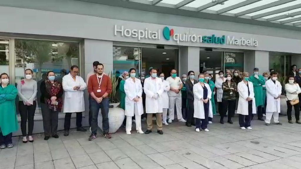 """""""Jovial y una gran persona"""": Así era la enfermera fallecida en Marbella cuando iba al trabajo"""