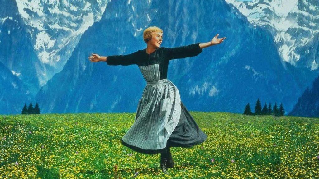Una versión de la película 'Sonrisas y Lágrimas', convertida en canción himno contra el coronavirus