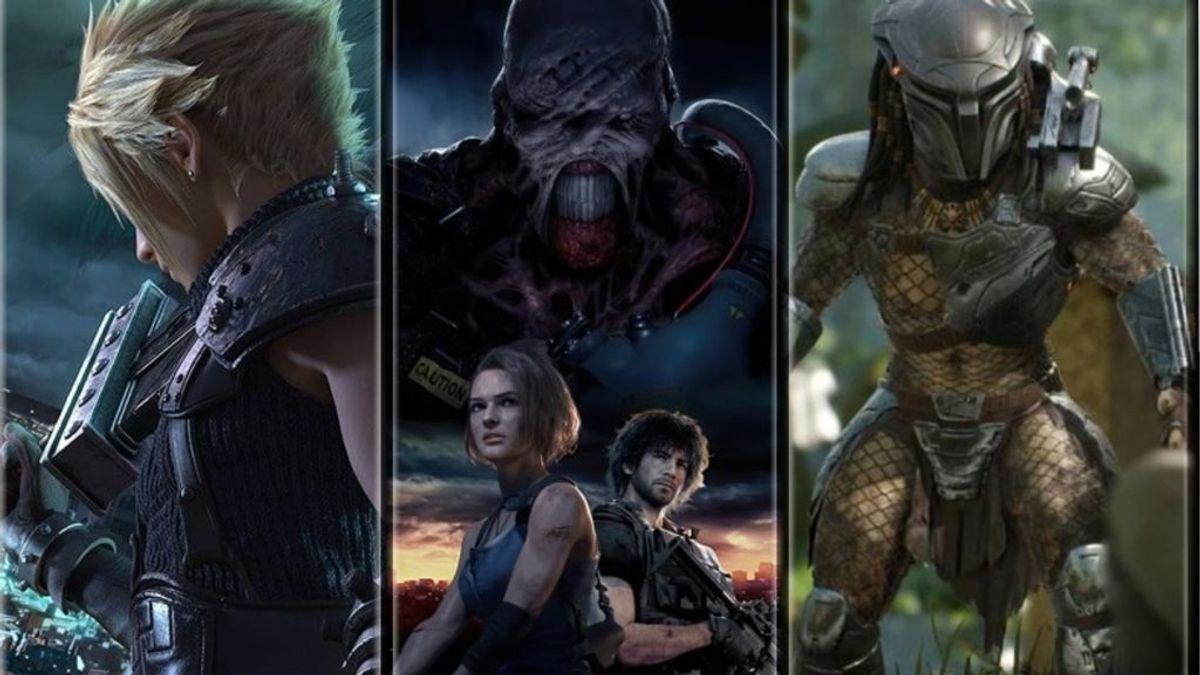 Lista de lanzamientos de videojuegos en abril de 2020