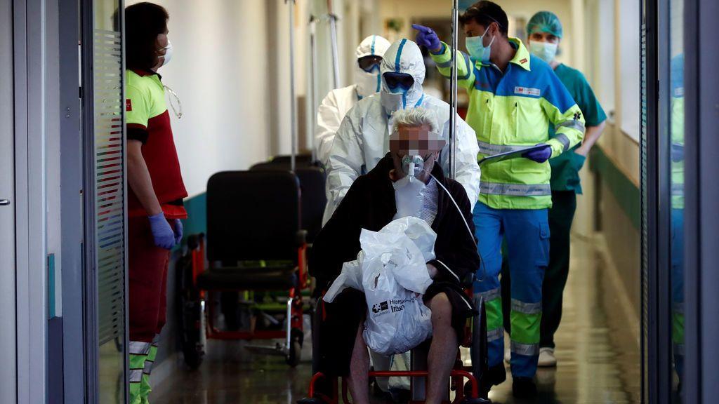 urgencias hospital Infanta Leonor