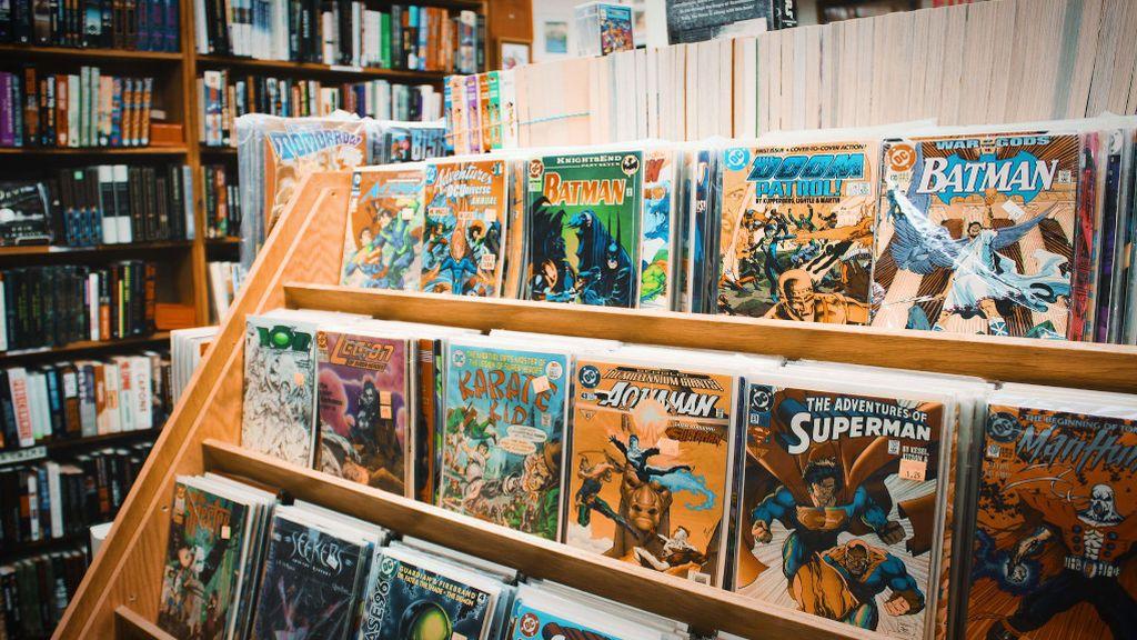 Recupera tu pasión por los cómics ahora que tienes tiempo