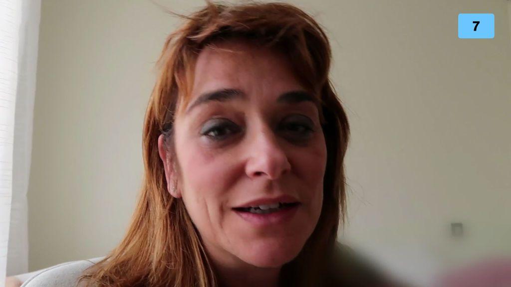 Toñi se desahoga con Pastora Soler sobre el confinamiento en casa (1/2)