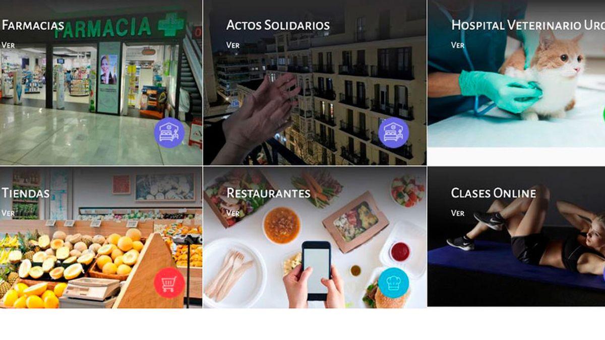 """'Abiertoparati', la web para conocer los comercios abiertos cerca de casa: """"Queremos ayudar a las tiendas pequeñas"""""""
