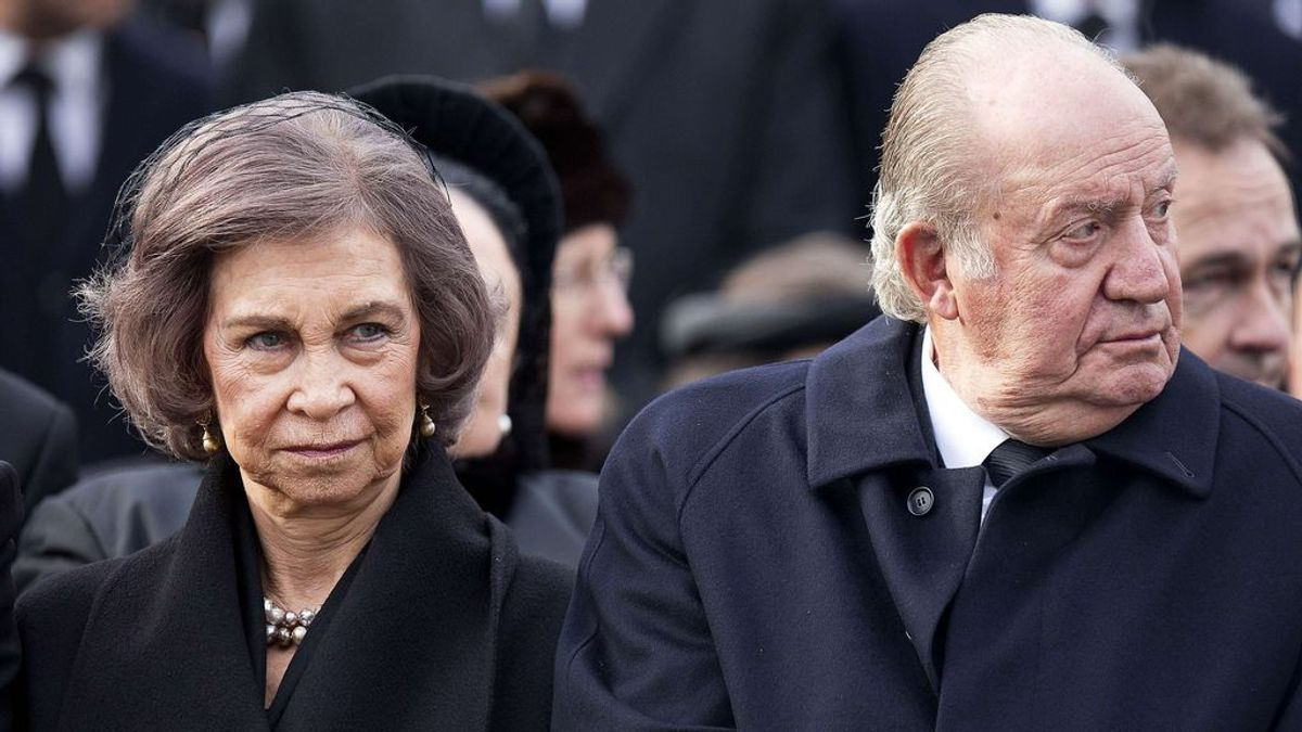 Juan Carlos y Sofía: elbúnkerde Zarzuela en el que no se ven las caras durante la cuarentena