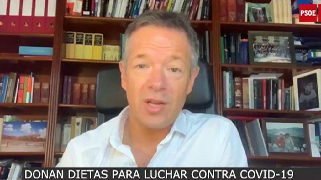 La queja de Joaquín Prat ha hecho efecto