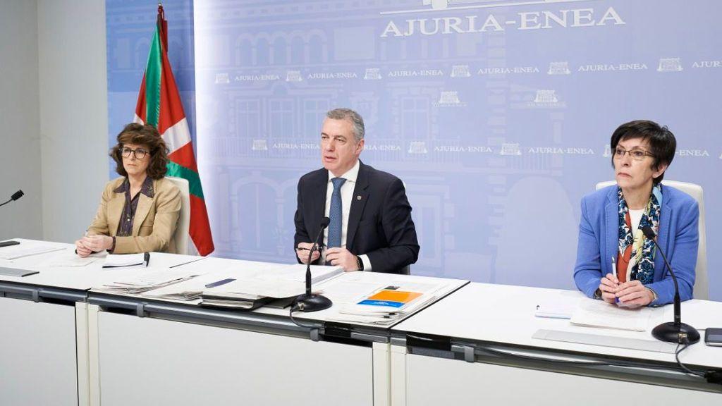 Urkullu saca pecho : Euskadi es la región europea que ha hecho más test de coronavirus