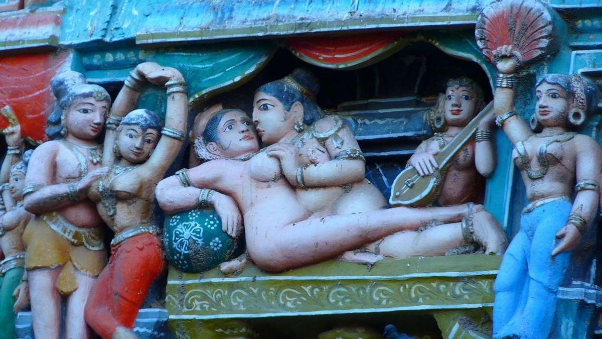 Menos aburrimiento y más Kamasutra: las mejores posturas para pasar liberar estrés esta cuarentena