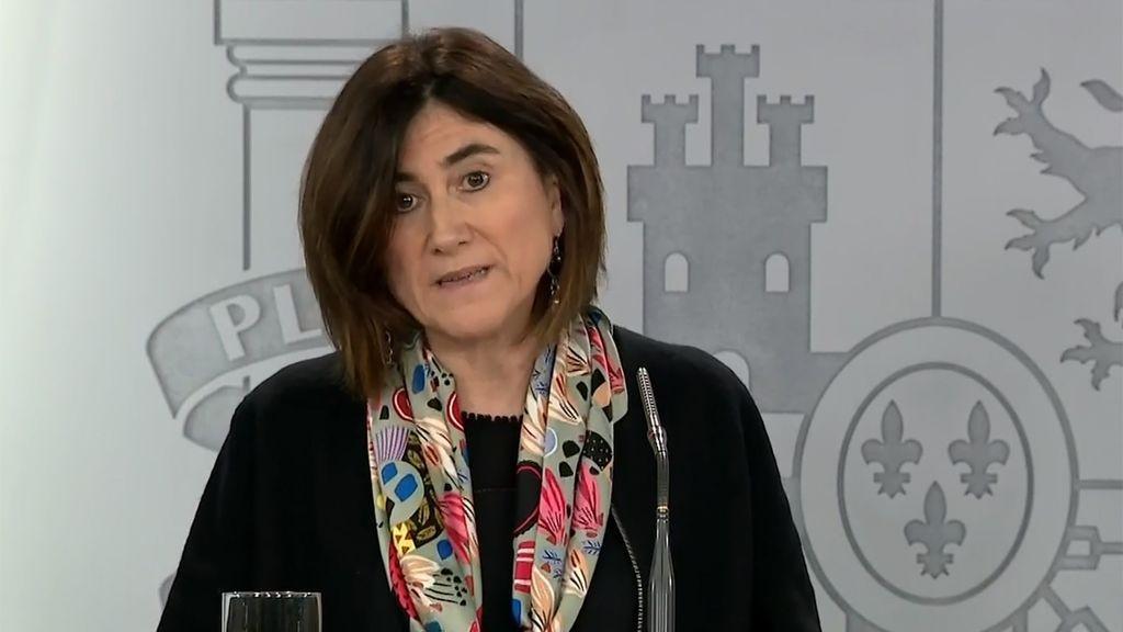 La doctora María José Sierra