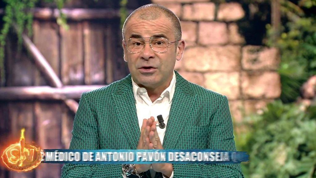 Directo 'Supervivientes Gala 7': Antonio Pavón debe abandonar el concurso