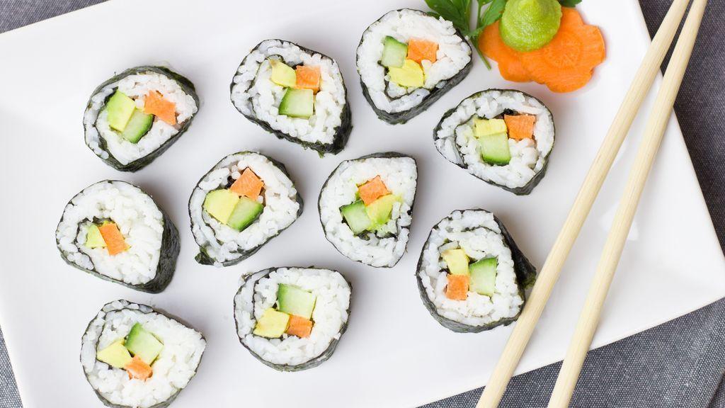 ¿Cómo hacer sushi casero?