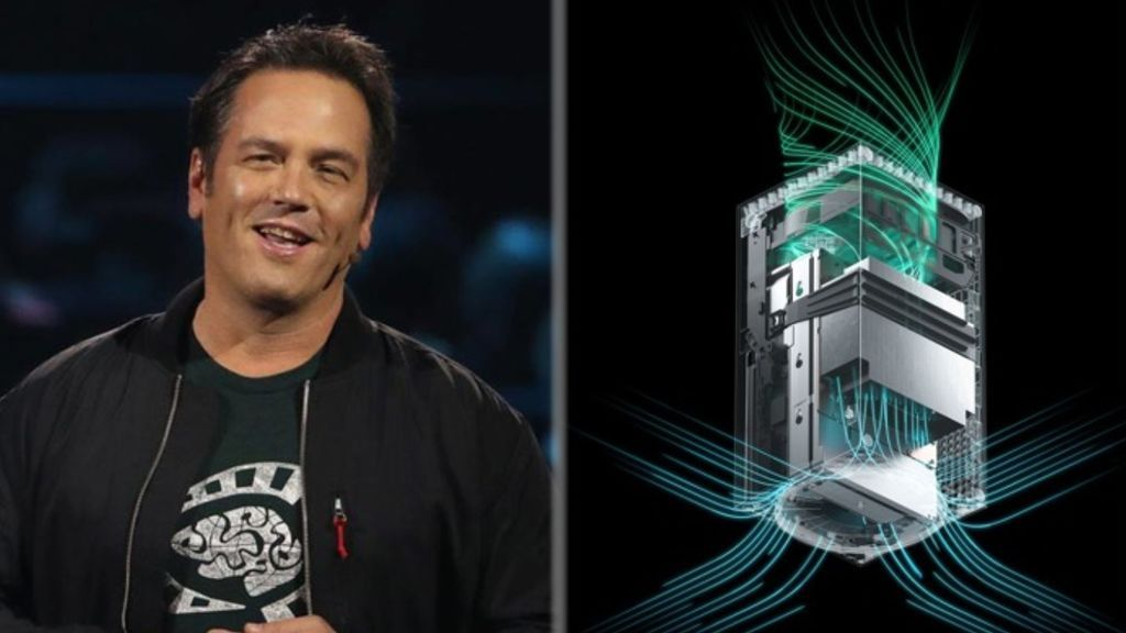 Phil Spencer y Xbox Series X
