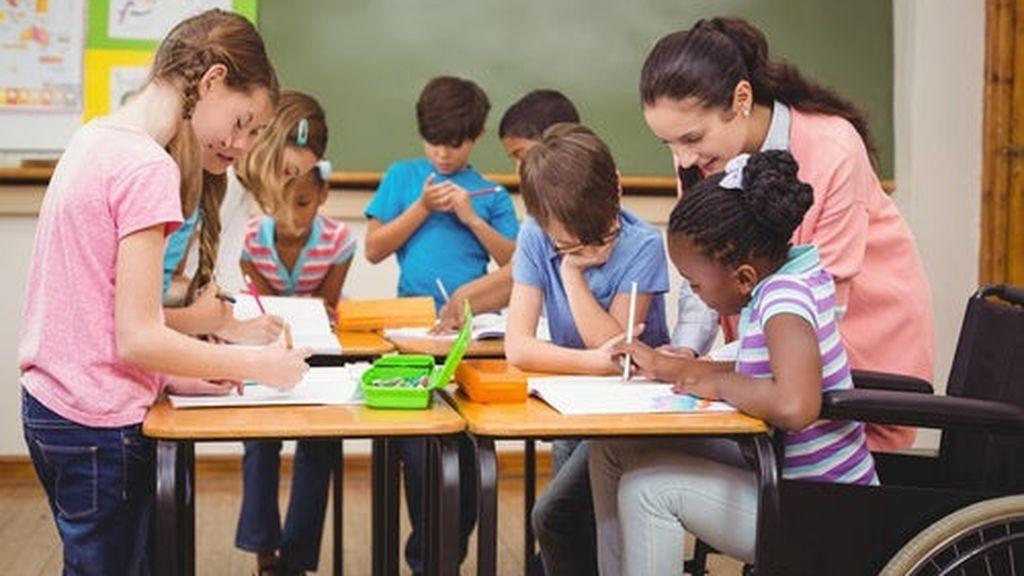 La educación inclusiva será fundamental en las aulas.