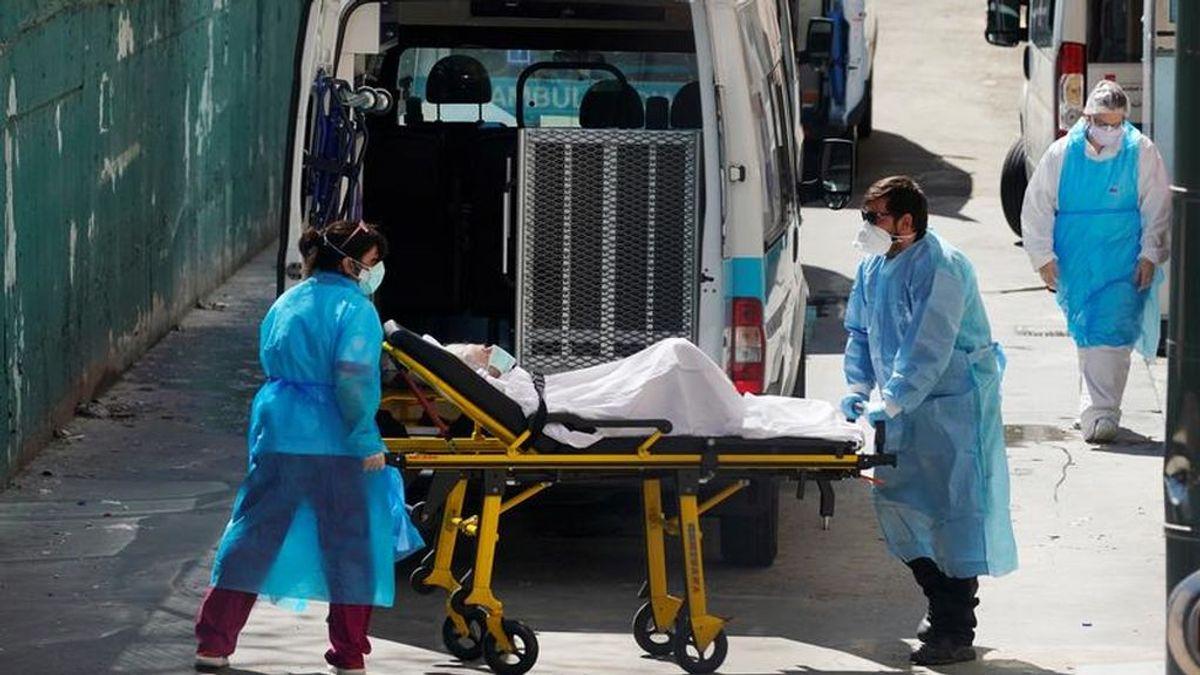 La letalidad de coronavirus en España se estima en el 8,7%