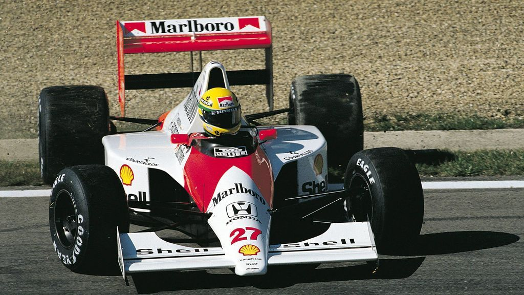McLaren, una de las escuderías de F1