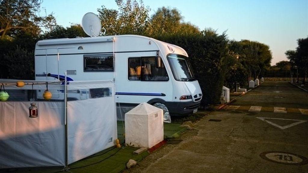 Varios centenares de turistas extranjeros, obligados a pasar la cuarentena en campings andaluces