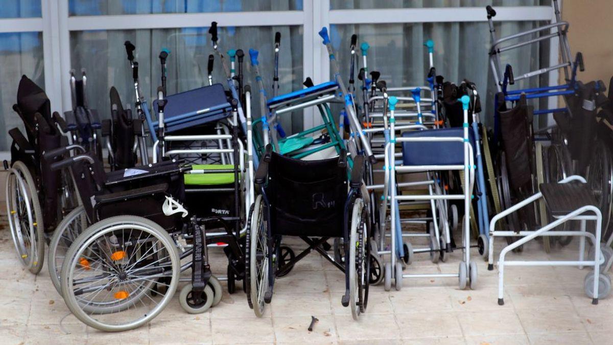 Última hora del coronavirus: Madrid y Cataluña registran más de 1.500 muertes en residencias