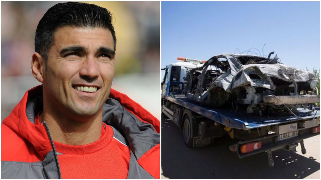 Jose Antonio Reyes circulaba a 187 km/h como mínimo y le reventó la rueda que le cambió su primo en un taller en pleno adelantamiento