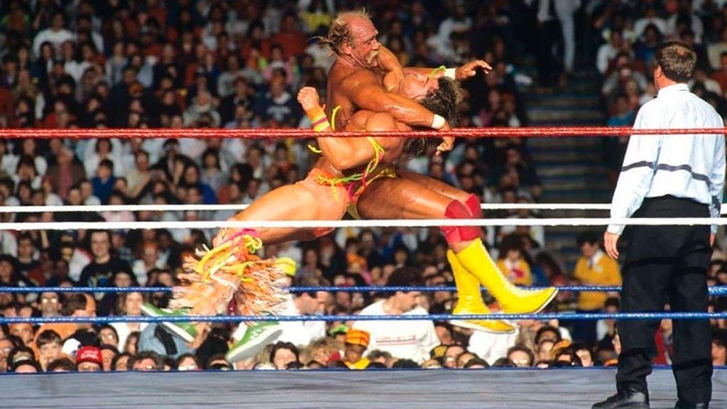 Los luchadores de la WWE que han hecho historia en el cuadrilátero