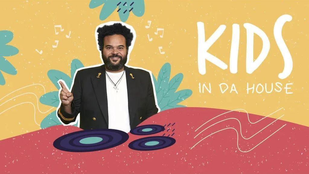 Mitele ofrece mañana 'Kids in da house', una sesión musical familiar con Carlos Jean