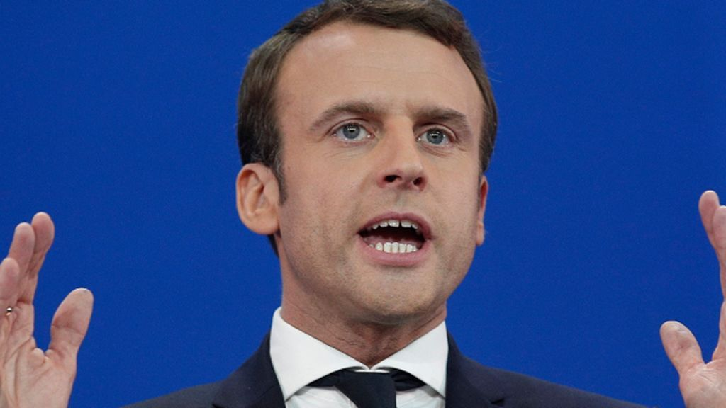 Macron y el coronavirus