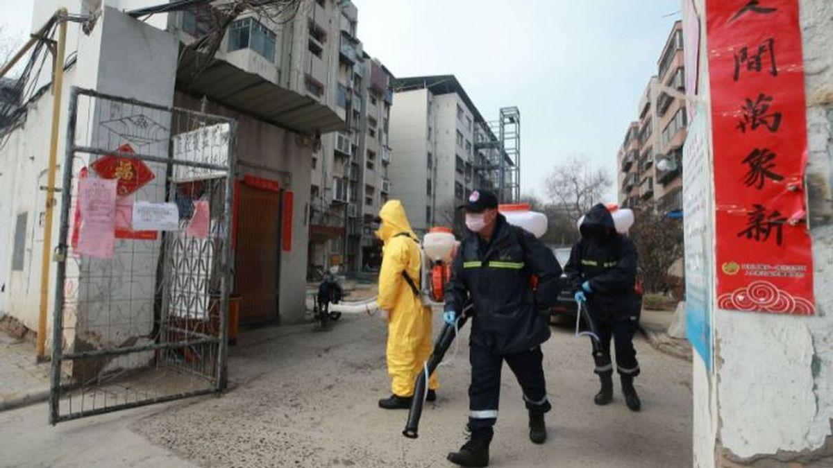 Nuevo confinamiento en un pueblo de China ante la aparición de  varios casos de coronavirus