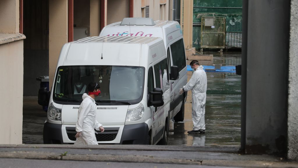 La residencia de ancianos de Vitalia en Leganés suma ya 62 fallecidos