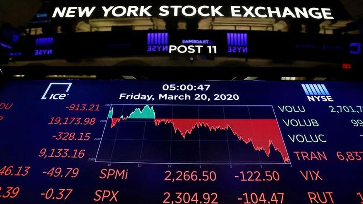 El coronavirus será peor que la caída de Lehman Brothers y la crisis de 2008