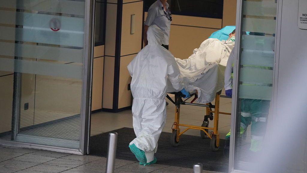 Euskadi estabiliza en número de contagios y entra en fase de contención del coronavirus
