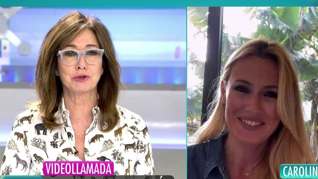 """Carolina Cerezuela: """"Camera Café' ha vuelto para pedir con humor que nos quedemos en casa"""""""