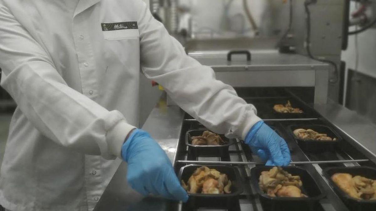 """Menús sanos para residencias y comedores sociales: """"Desde casa se puede ayudar, y mucho"""""""