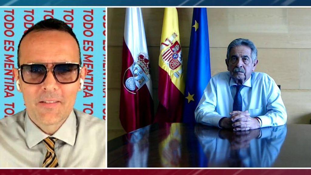 """Miguel Ángel Revilla, muy crítico con la Unión Europea: """"Es decepcionante"""""""