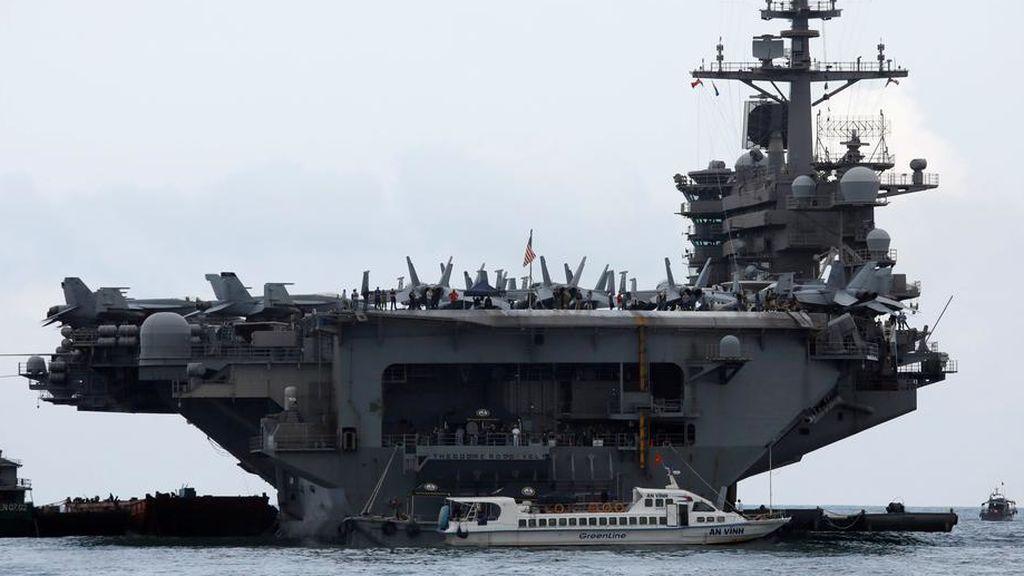 El héroes del navío americano que advirtió del foco de coronavirus en su tripulación