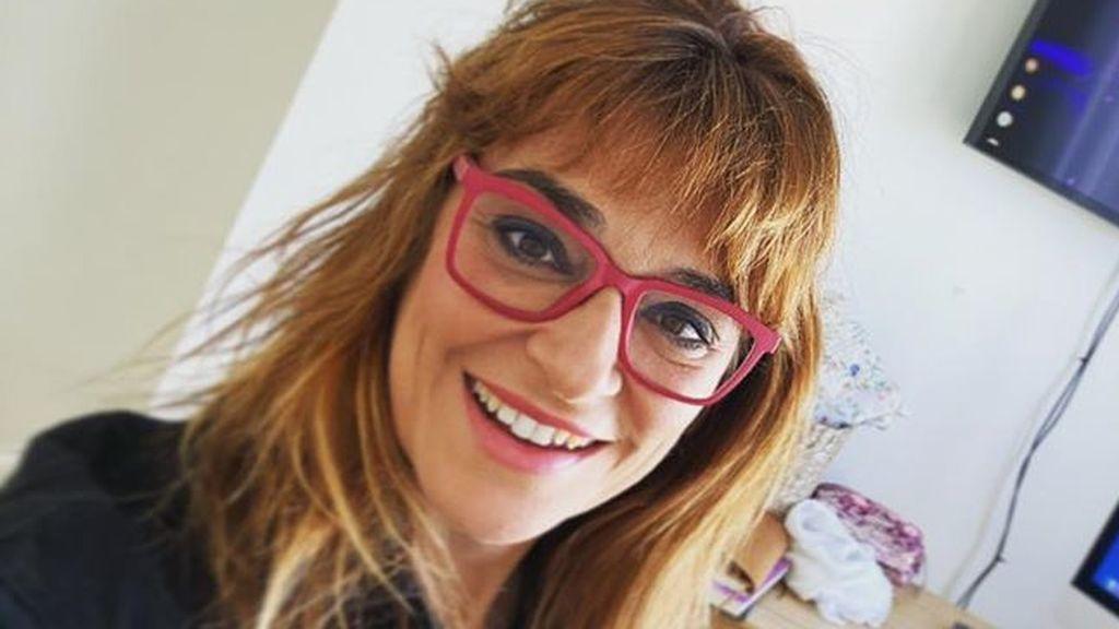 """Toñi Moreno rescata un recuerdo de su adolescencia con Jesulín de Ubrique: """"Teníamos los dos 15 años"""""""