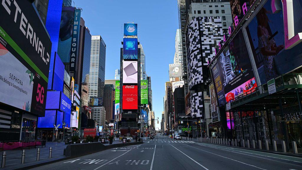 Nueva York supera los 100.00 contagios y se acerca a la barrera de los 3.000 muertos