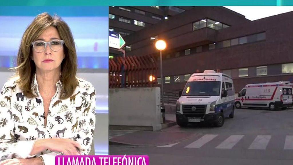 """Mujer del ganadero fallecido Antonio González: """"Me decían que le diese paracetamol y llegó al hospital con medio pulmón"""""""
